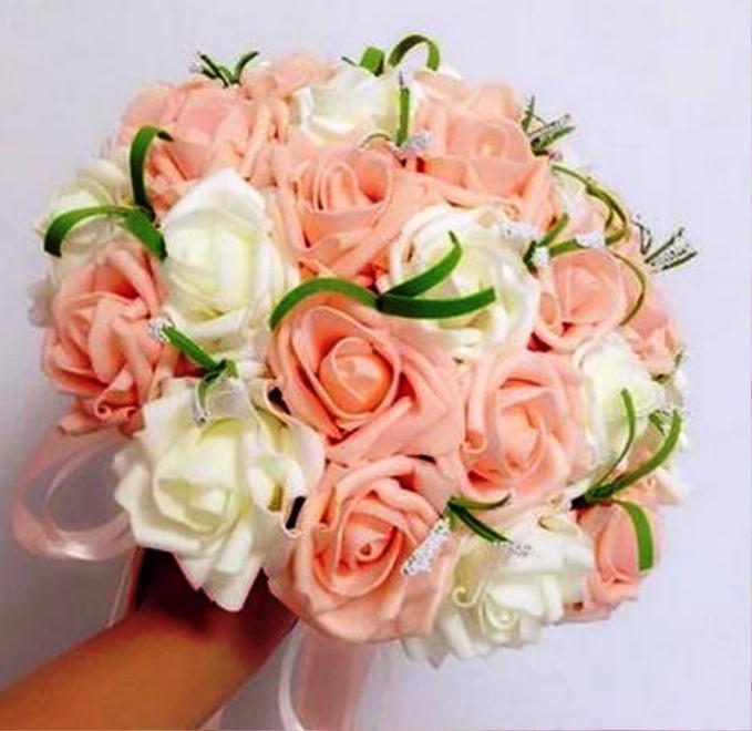 Buket Bunga Pengantin_Bunga Pernikahan Cantik Dan Indah 201707