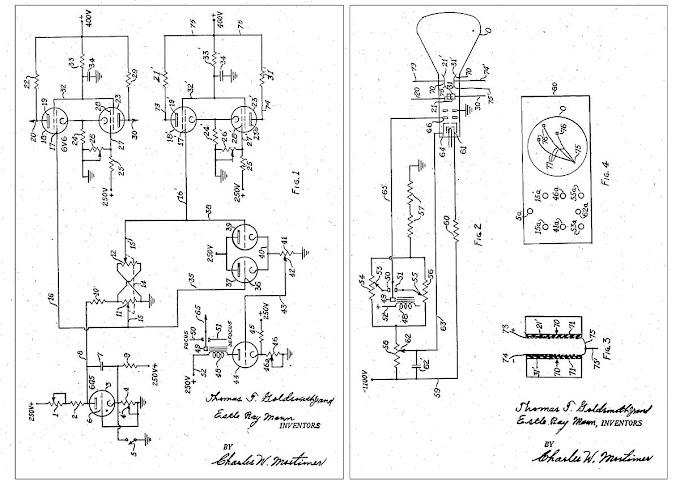 Cathode-ray tube amusement device (1947)