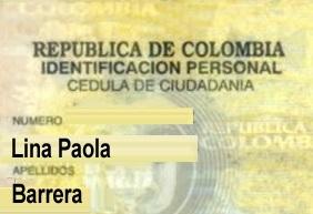Urgente! Servicio ciudadano: Lina Paola Barrera extravió sus documentos personales #RSY ReporteroSoyYo