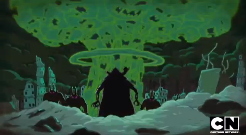 Super Punch: Adventure Time Season 5 teaser