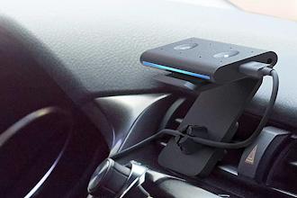 super scontato l'Echo Auto di Amazon: tutta la comodità (e l'intrattenimento) di Alexa anche in viaggio [VIDEO-RECENSIONE]