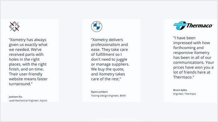 IPO Xometry отзывы
