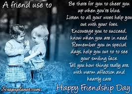 Download to friendship message