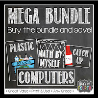 Chalkboard Mega Bundle from Fun in Fourth