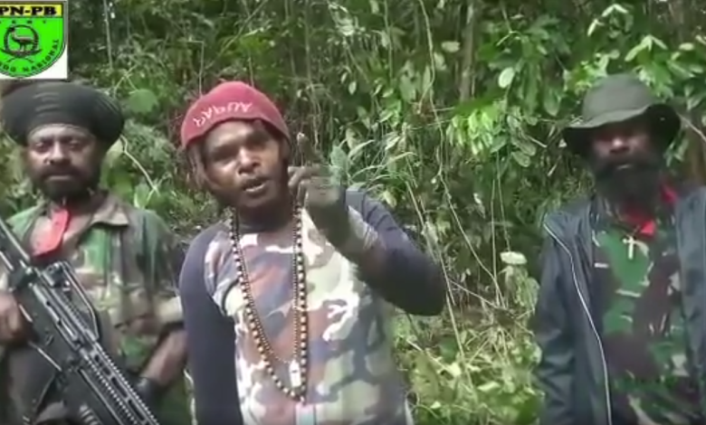 Beredar Video KKB Papua Tantang TNI-Polri: Mau Kirim Aparat Berapa Pun, Bakal Kita Layani!