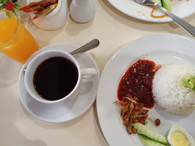 Bermalam Di Hotel Seri Malaysia, Mersing