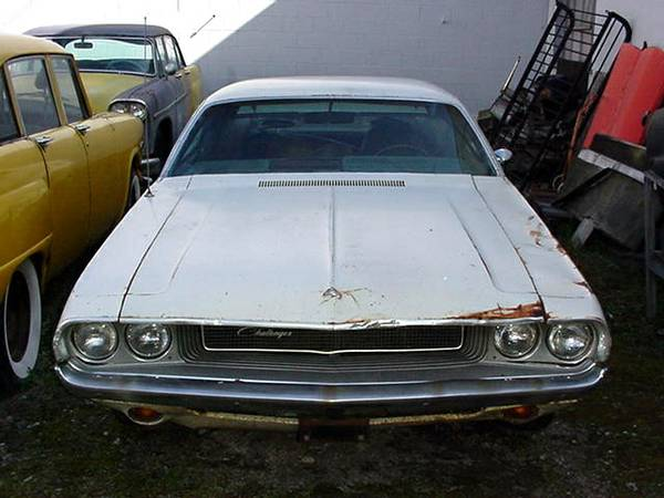 Road Kill Rust Rod, 1970 Dodge Challenger
