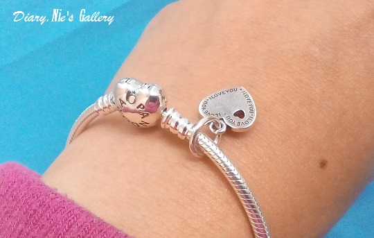 Diary nie 39 s gallery pandora bracelet for How much does pandora jewelry pay