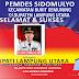 Pemdes Sidomulyo Mengucapkan Selamat Kepada Bp. Budi Utomo