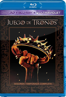 Game Of Thrones (TV Series) S02 BDRip HD 1080p Latino