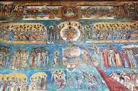 monastero+voronet+bucovina+romania