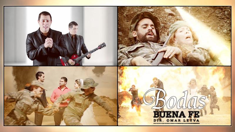 Buena Fe - ¨Bodas¨ - Videoclip - Director: Omar Leyva. Portal Del Vídeo Clip Cubano