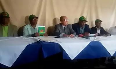 Grupo de militantes del Partido de los Trabajadores Dominicanos (PTD) rechaza alianza con el expresidente Leonel Fernandez