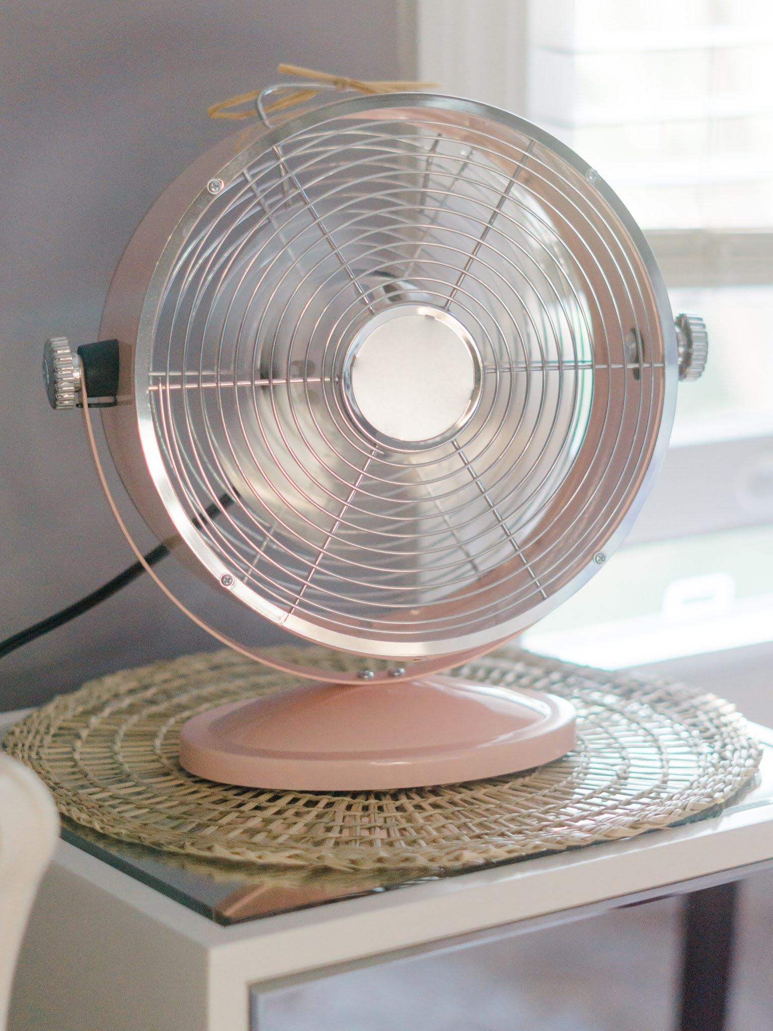Stylish Summer Fans for your home