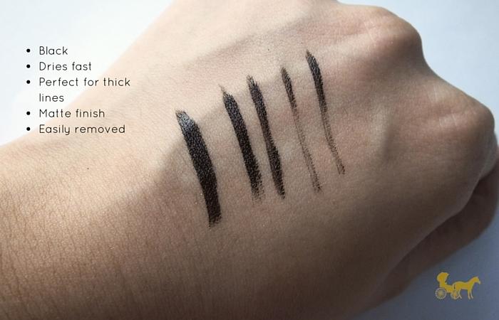 Shawill Sleak eyeliner pen liquid