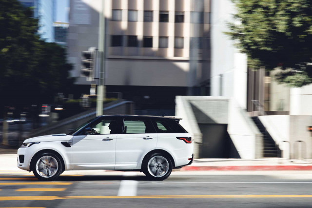 2020 Land Rover Range Rover Sport Review