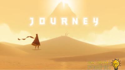 لعبة Journey للإثارة والغموض