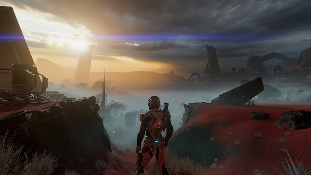 Mass Effect: Andromeda - Wallpapper 2