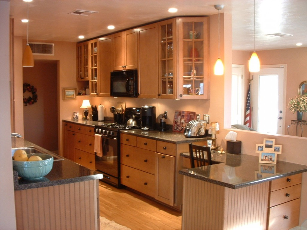 Style Kitchen Picture Concept Galley Kitchen Pictures