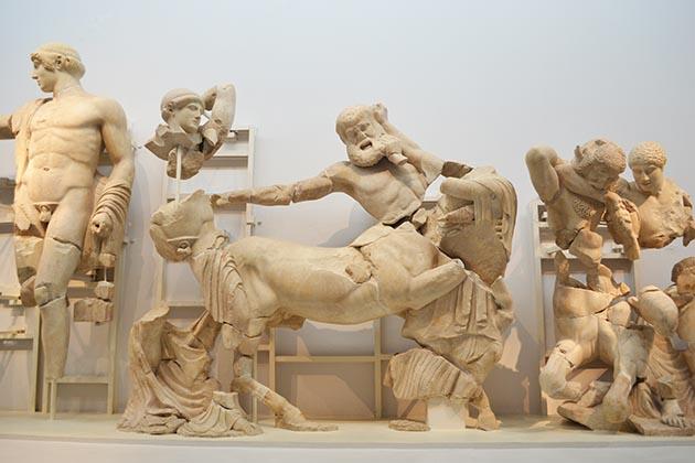 Il tempio più grande di Grecia