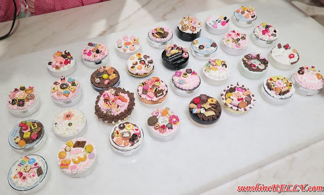 The Butterfly Project, Bake & Shop Party, Anniversary Party, Althea Korea, DIY bb cushion decor
