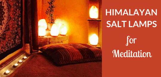 Benefits Of The Himalayan Salt Lamp