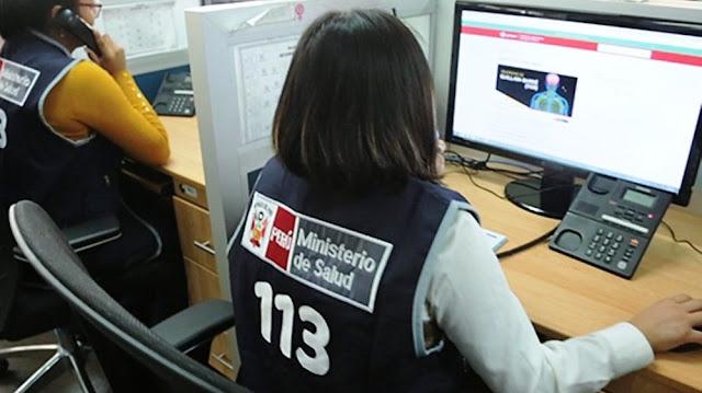 MTC suspendió 719 líneas telefónicas por 30 días por llamadas malintencionadas al 113 de coronavirus