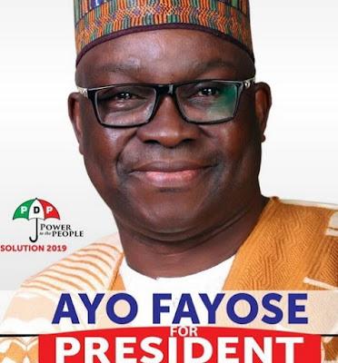 fayose can endorsement