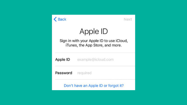 Cara Mengatasi Lupa Kata Sandi ID Apple (iCloud)