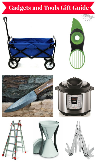 Must Have Gadgets and Tools Gift Guide