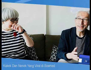 Kakek Dan Nenek Yang Viral di Sosmed