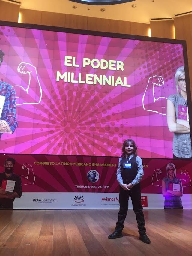 Un genio vive en Ecuador. Tiene solo 12 años, pero Daniel Honciuc, irá a la universidad