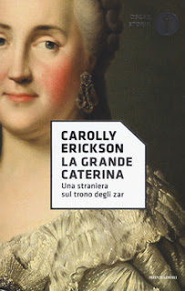 Recensione: La grande Caterina - Carolly Erickson