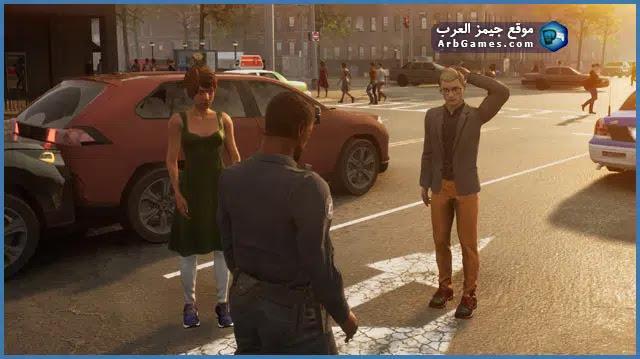 تحميل لعبة Police Simulator: Patrol Officers للكمبيوتر من ميديا فاير