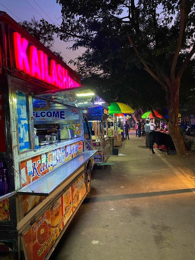 Food Trucks neaer Patia-Infocity Road