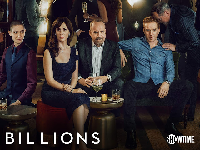 Billions returns May 3 on Showtime