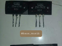 Penyebab Transistor/ TR Final pada Power Amplifier Sering Rusak