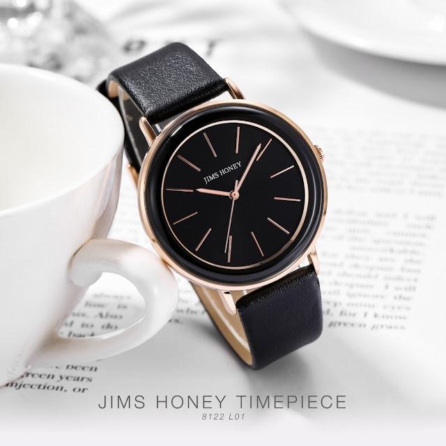 JIMS HONEY TIMEPIECE 8122