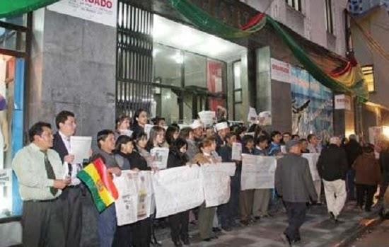 Amenazas de embargo, clausura o remate contra el periódico persisten desde 2012 / ARCHIVOS