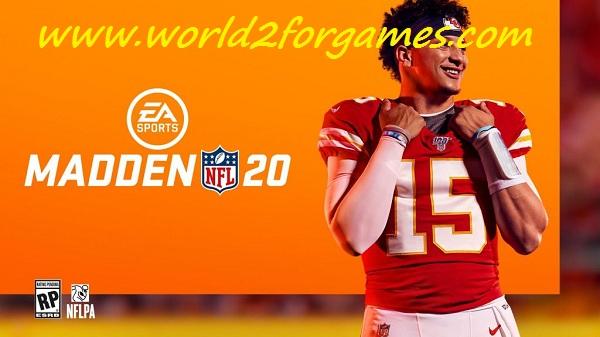 تحميل لعبة Madden NFL 20 للكمبيوتر