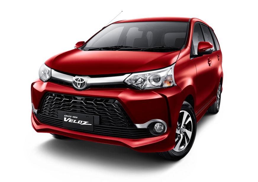 """Tampilan Sangar dari """"Duo Serigala""""nya Toyota 2015"""