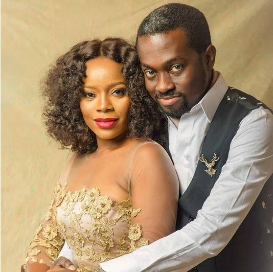 Tinsel-Stars-Iyke-Florence-Okechukwu-celebrate-5th-Wedding-Anniversary