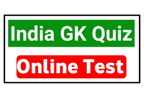 India GK Quiz Online Mock Test