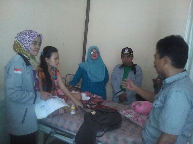 Forum Sibawaki Membantu  Memfasilitasi Warga Miskin Yang Tidak Mampu Bayar Biaya Operasi Melahirkan