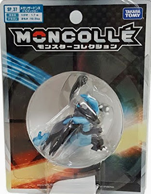 Mega Charizard figure X Dragon Claw version Takara Tomy Monster Collection MONCOLLE SP series