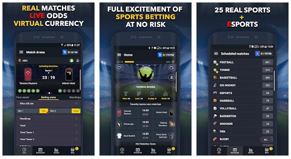 Nikmati Memasang Taruhan Sepakbola Menggunakan Aplikasi Sports Betting Game - BETUP