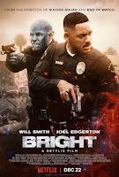Bright (2017) Movie Poster 1
