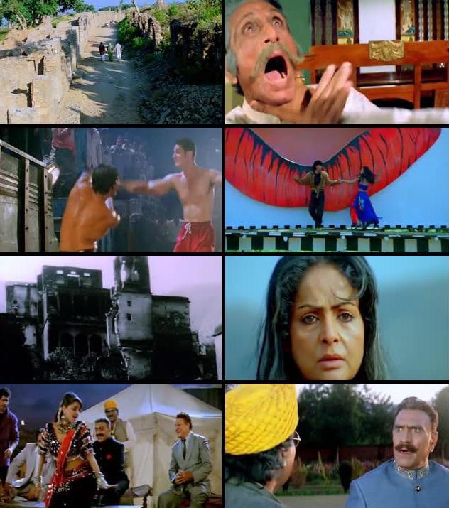 Download Karan Arjun 1995 Hindi 480p DVDRip 450mb