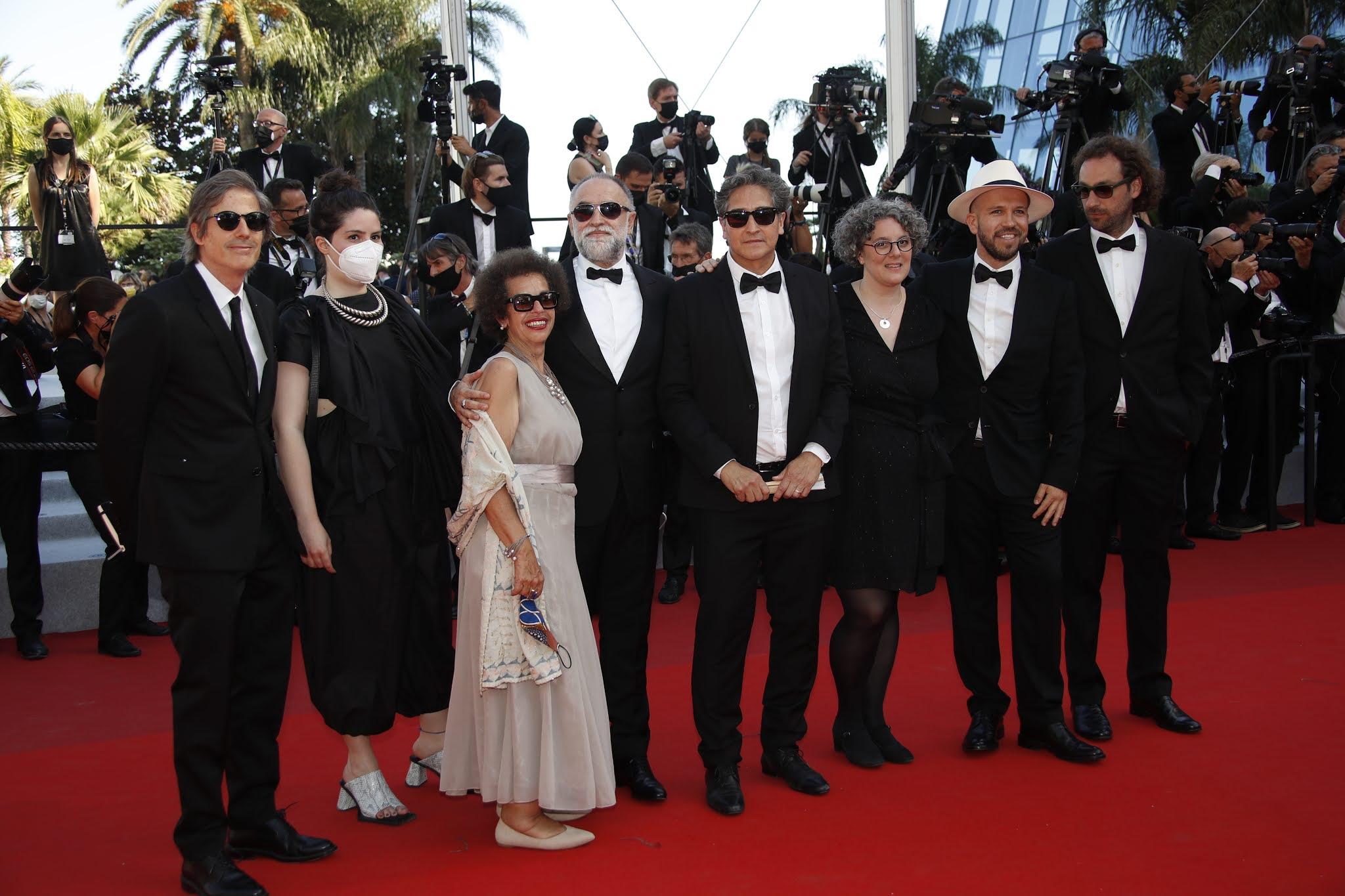 'Marinheiro das Montanhas': Novo filme de Karim Aïnouz é aplaudido por 15 minutos em estreia no Festival de Cannes