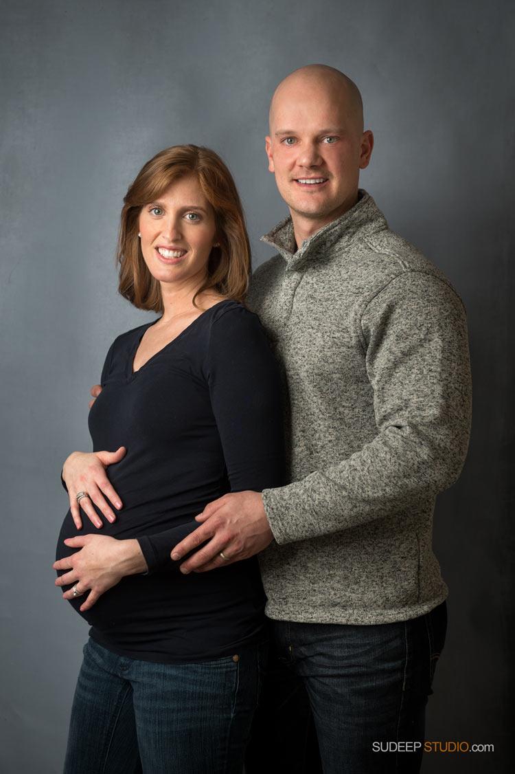 Modern Maternity Photography SudeepStudio.com Ann Arbor Maternity New Born Portrait Photographer